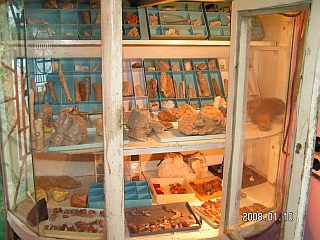 Mineralai