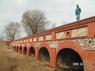 Apaščios tilto pietinė pusė