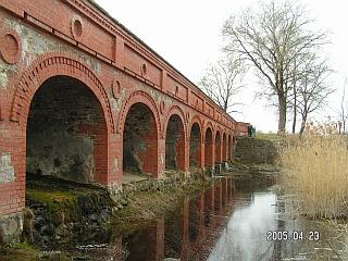 Apaščios tilto šiaurinė pusė
