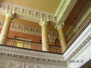 Astravo rūmų vidus