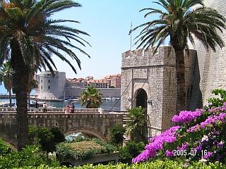 Rytiniai Dubrovniko vartai