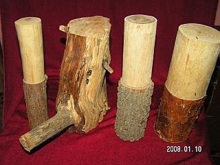 Medienos pavyzdžiai