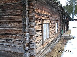 Miško suomio namas Lekvatnete (Vermlandas)