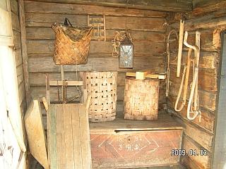 Miško suomių daiktai