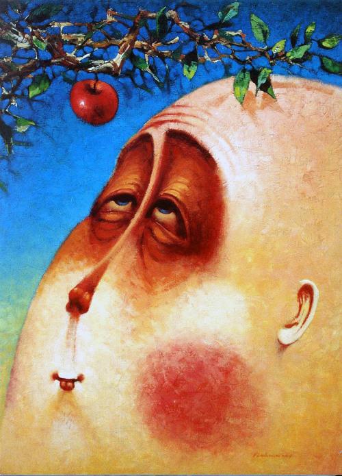 Vytautas Laisonas. Mažas obuoliukas
